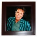 Cliff Richard - Framed Tile
