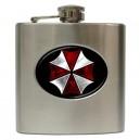 Resident Evil Umbrella Corp - 6oz Hip Flask