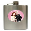 Ab Fab Absolutely Fabulous - 6oz Hip Flask