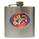 Looney Tunes - 6oz Hip Flask