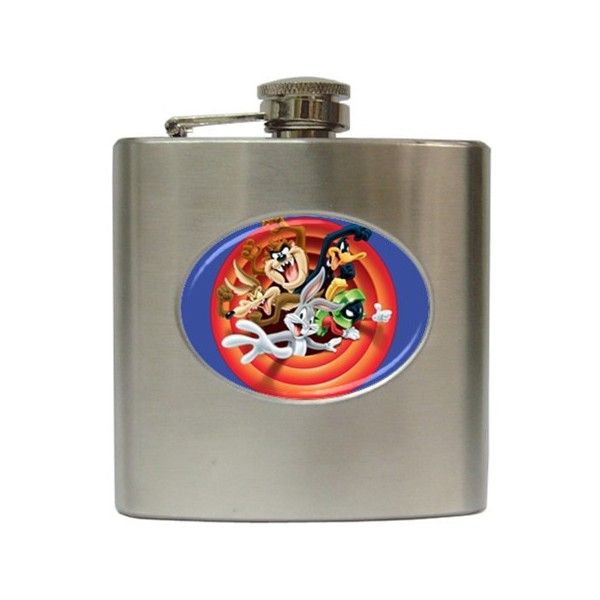 print photos from iphone looney tunes 6oz hip flask on stuff 15906