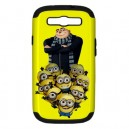 Despicable Me - Samsung Galaxy S III Silicone And Hardshell Dual Case