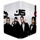 JLS - Apple iPad 3 and 4 Book Style Flip Case