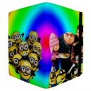 Despicable Me - Apple iPad 3 and 4 Book Style Flip Case