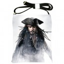 Johnny Depp/Jack Sparrow - Shoulder Sling Bag