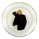 Joe Longthorne - Porcelain Plate