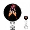 Star Trek - Stainless Steel Nurses Fob Watch