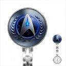 Star Trek Federation - Stainless Steel Nurses Fob Watch