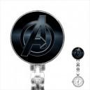 Marvel Avengers - Stainless Steel Nurses Fob Watch