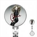 Celine Dion - Stainless Steel Nurses Fob Watch