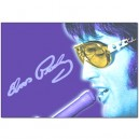 Elvis Presley Signature - Pillow Case