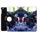 Jack Skellington The Nightmare Before Christmas - Apple iPad Mini Book Style 360° Rotatable Flip Case