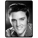Elvis Presley - Large Throw Fleece Blanket