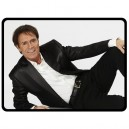 Cliff Richard - Large Throw Fleece Blanket