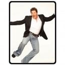 Michael Ball - Large Throw Fleece Blanket