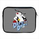 Deputy Dog - Apple iPad 2/3/4/iPad Air Soft Zip Case