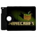Minecraft - Apple iPad Mini Book Style 360° Rotatable Flip Case