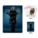Hugh Laurie AKA Dr House - Playing Cards
