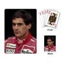 Ayrton Senna - Playing Cards