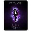 Michael Jackson Signature - Medium Throw Fleece Blanket