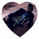 Viggo Mortensen - 75 Piece Heart Shaped Jigsaw Puzzle