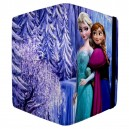 Disney Frozen Elsa And Anna - Apple iPad Mini Book Style Flip Case