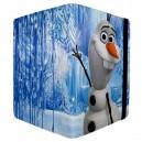Disney Frozen Olaf - Apple iPad Mini Book Style Flip Case