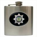 The Cheshire Regiment - 6oz Hip Flask