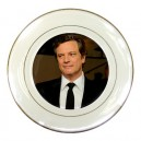 Colin Firth - Porcelain Plate