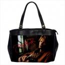 Jon Bon Jovi Signature -  Oversize Office Handbag