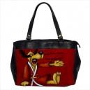 Hong Kong Phooey -  Oversize Office Handbag