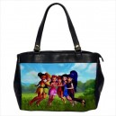 Disney Tinkerbell -  Oversize Office Handbag