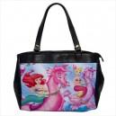 Disney Little Mermaid Ariel -  Oversize Office Handbag