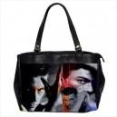 Jean Claude Van Damme -  Oversize Office Handbag