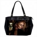 Anna Paquin - Oversize Office Handbag