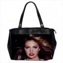 Kate Upton - Oversize Office Handbag