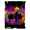 Coldplay - Apple iPad 3/4 Case (Fully Compatible with Smart Cover)