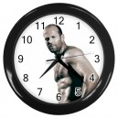 Jason Statham - Wall Clock (Black)