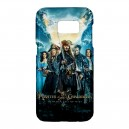 Pirates of the Caribbean Dead Men Tell No Tales - Samsung Galaxy S7 Edge Case