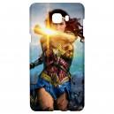 Wonder Woman Gal Gadot - Samsung C9 Pro Case