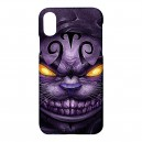 Alice Madness Returns Cheshire Cat - Apple iPhone X Case