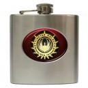 Battlestar galactica - 6oz Hip Flask