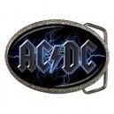 AC / DC Logo - Belt Buckle