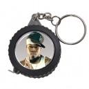 50 Cent -  Measuring Tape Keyring