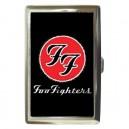 The Foo Fighters Logo - Cigarette Money Case