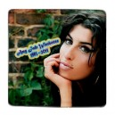 Amy Winehouse - Soft Cushion Cover