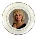 Dolly Parton - Porcelain Plate