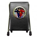Lionel Messi - DeskTop Clock Pen Holder