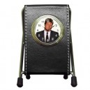 Michael Ball - DeskTop Clock Pen Holder