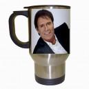 Cliff Richard - Stainless Steel Travel Mug